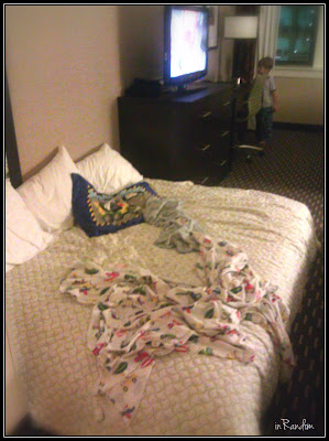 Tips for Toddlers Sleeping in Hotels