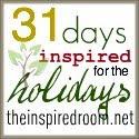 31 Days Inspired