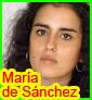 María de Sánchez