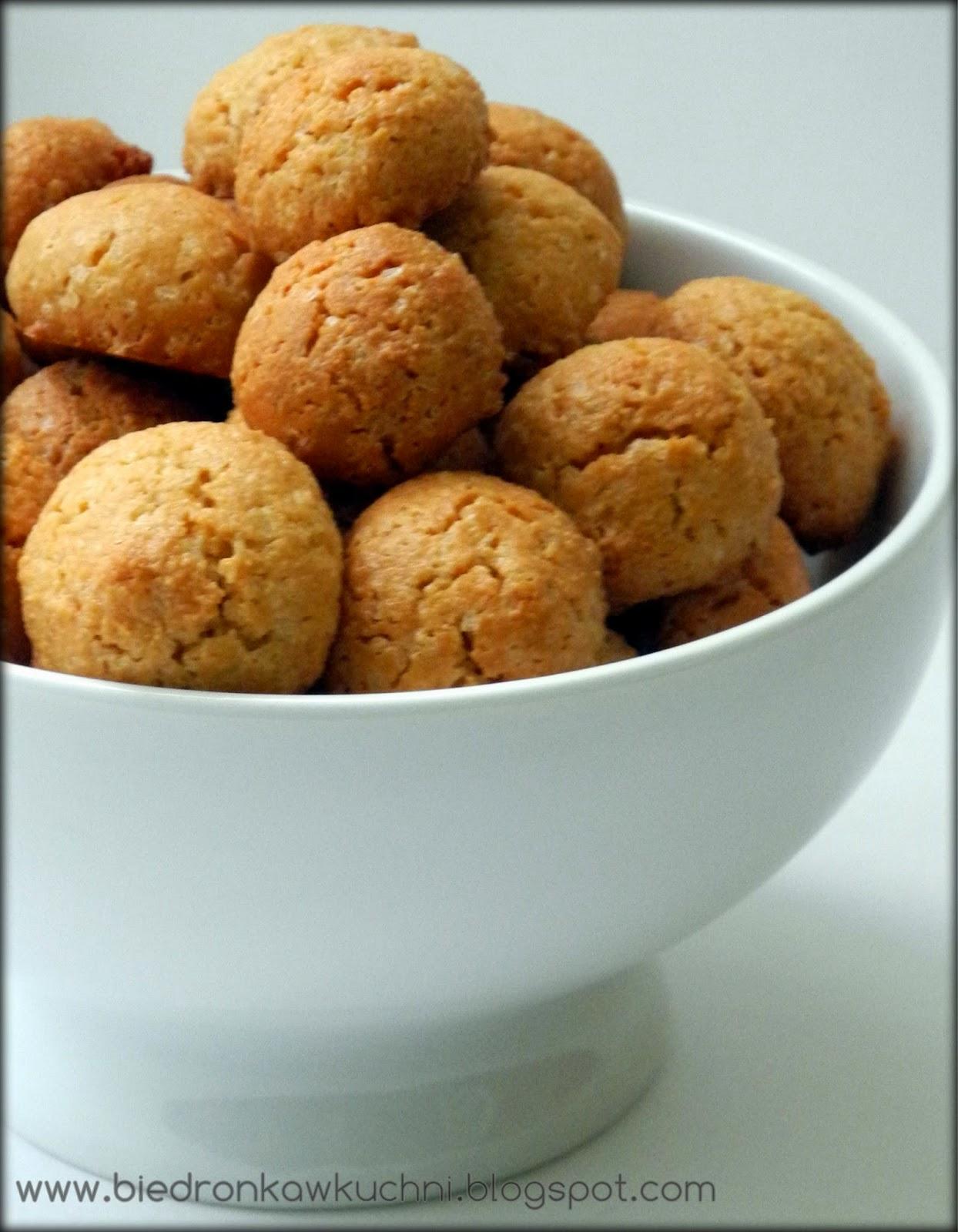 ciasteczka migdałowe, włoskie ciasteczka migdałowe