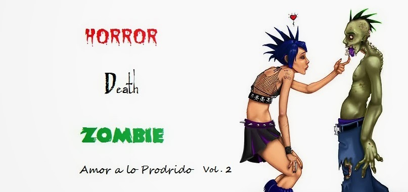 Horror Death Zombie Vol.2