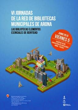 VI Jornadas de la Red de Bibliotecas Municipales de Arona