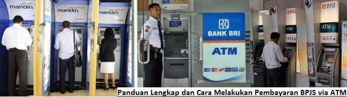 Cara Melakukan Pembayaran BPJS via ATM