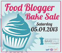 Join me at the San Diego Food Bloggers Bake Sale!