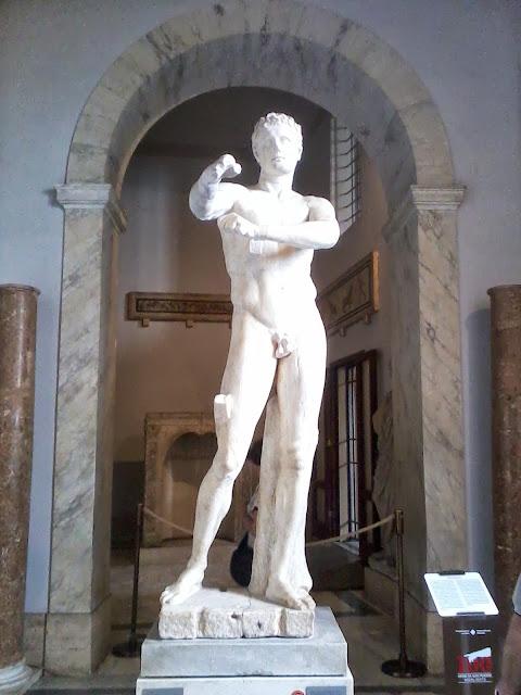 Apollo, Vatican Museum