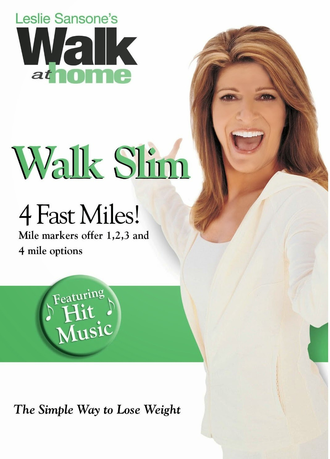 Nutrisystem with Leslie Sansone - Woman's Walk