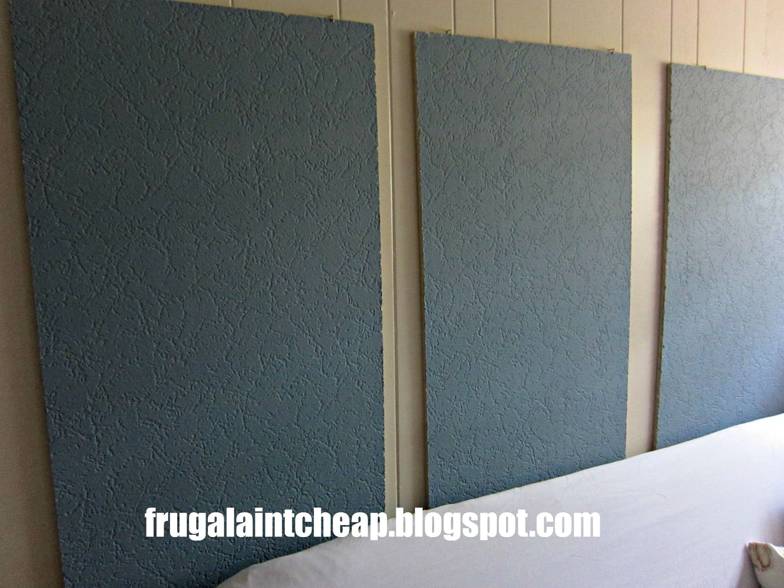 Wall Soundproofing Material : Frugal ain t cheap soundproofing a room