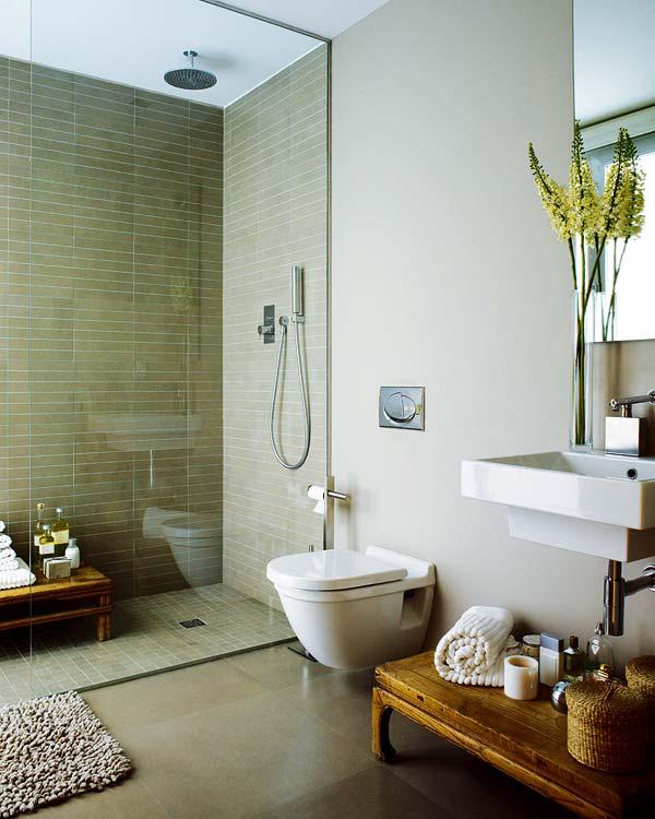 Mueble Baño Sobre Inodoro:Bagno: natural style