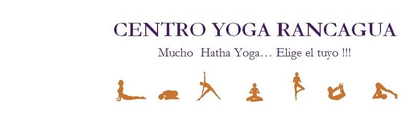 Centro Yoga Rancagua