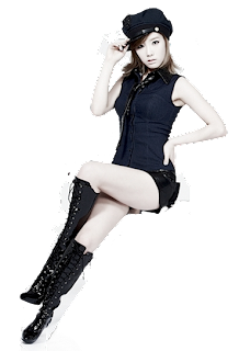 93 PNG's da banda sul coreana Girls' Generation/SNSD : Just let it rain