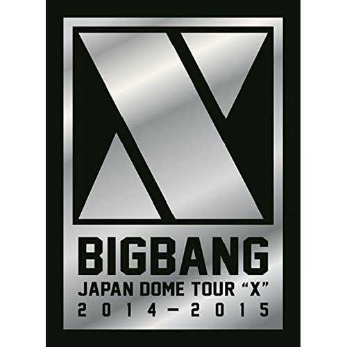 "[Album] BIGBANG – BIGBANG JAPAN DOME TOUR 2014~2015 ""X"" (2015.03.25/MP3/RAR)"