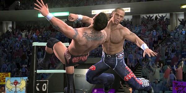Game Seru WWE 2K15