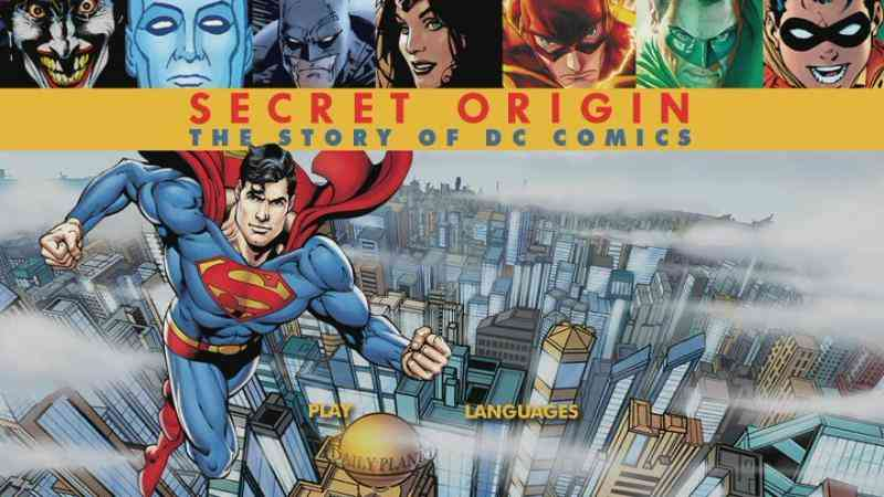 Origem Secreta - A História da DC Comics - Legendado Torrent