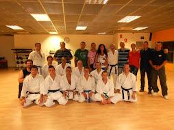 actual sala karate