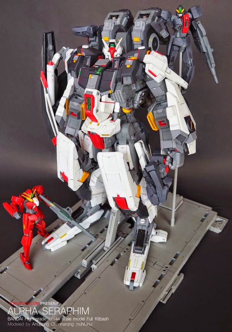gundam model kits century