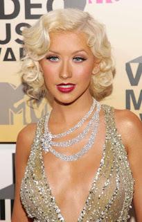 Christina Aguilera Short Hair