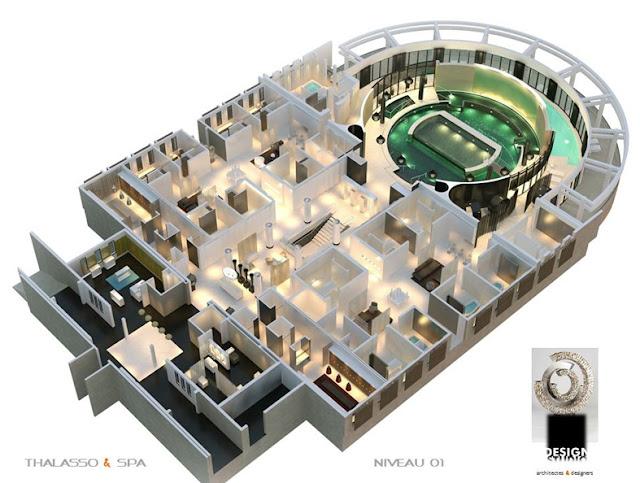 Les plus beaux hotels design du monde h tel sofitel agadir thalassa sea spa by jamal laamiri - Les plus beaux van plan de maison du monde ...