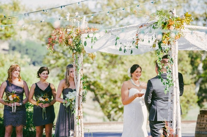 Sweet Rustic California Wedding: Nikki & Ryan