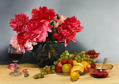 flores-frutas