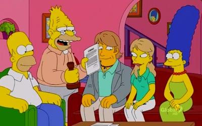 Los Simpsons 24x11: Cambio de Tutor - Español Latino - Online