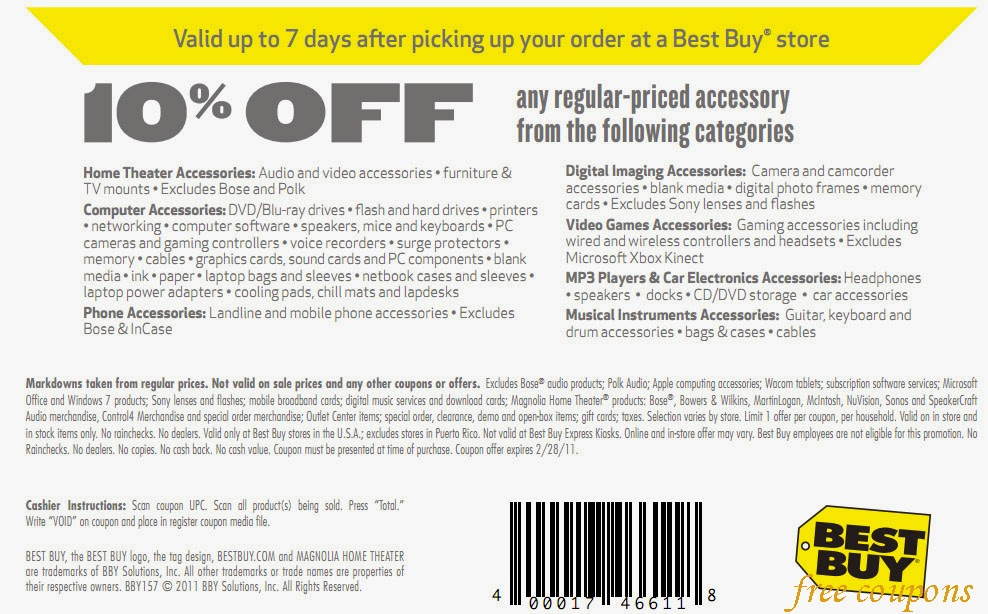 Coupons for best buy on ebay an ongoing