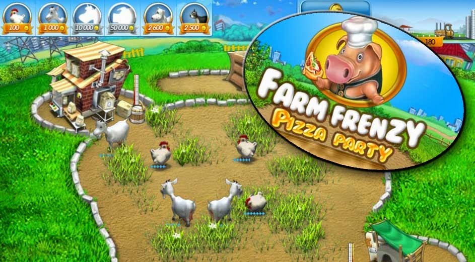 Farm Frenzy Pizza party Fully Full Version PC Game