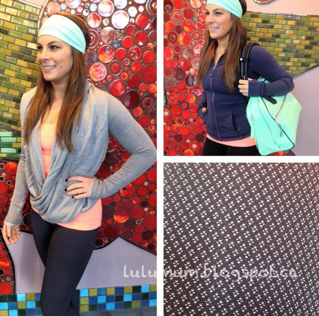 Lululemon Iconic Sweater Wrap Review 68