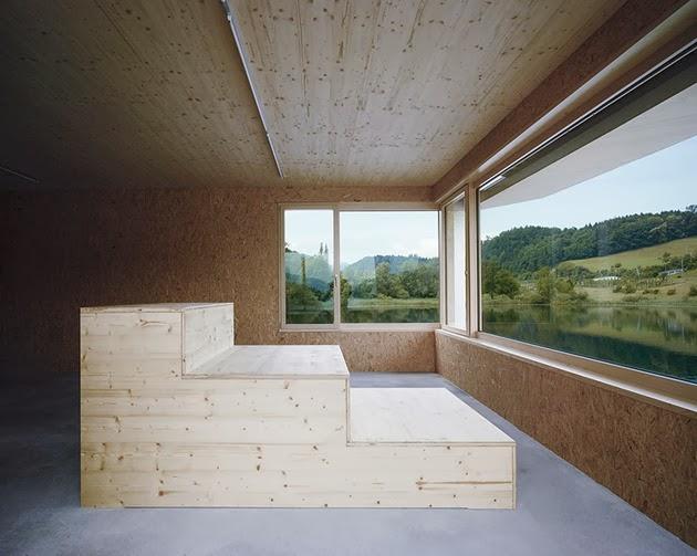 Galeri inspirasi Desain Rumah Kaca Transparan Modern 2015 yg elegan