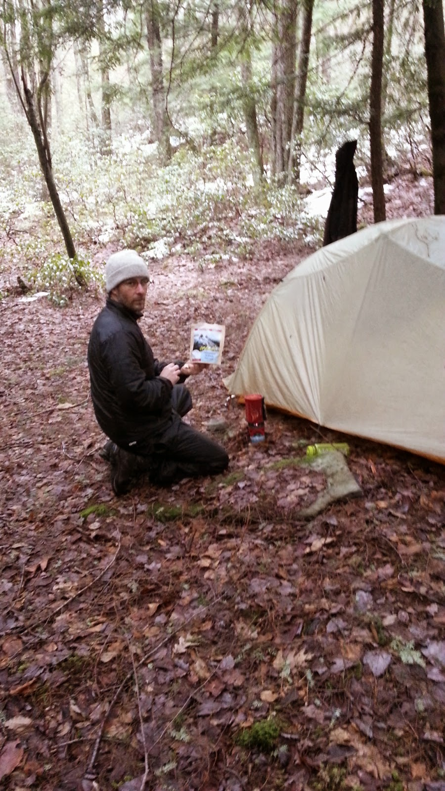 Freeze Dried Backpacking food