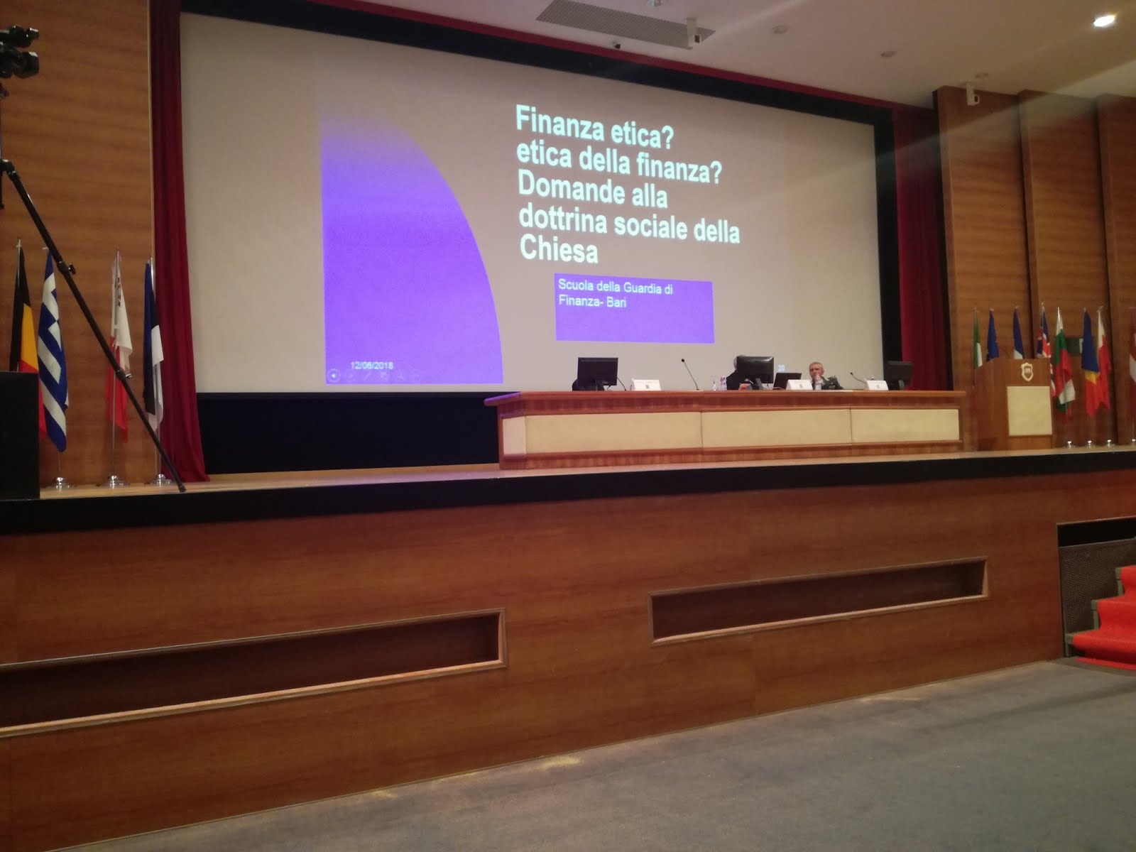 Seminario: L'ETICA