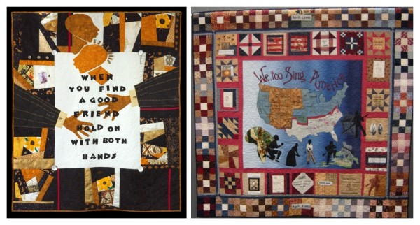 Black Threads: Hear an Interview about the African-American Quilt ... : history of american quilts - Adamdwight.com