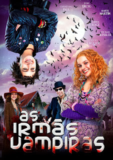 As Irmãs Vampiras - HDTV Dublado