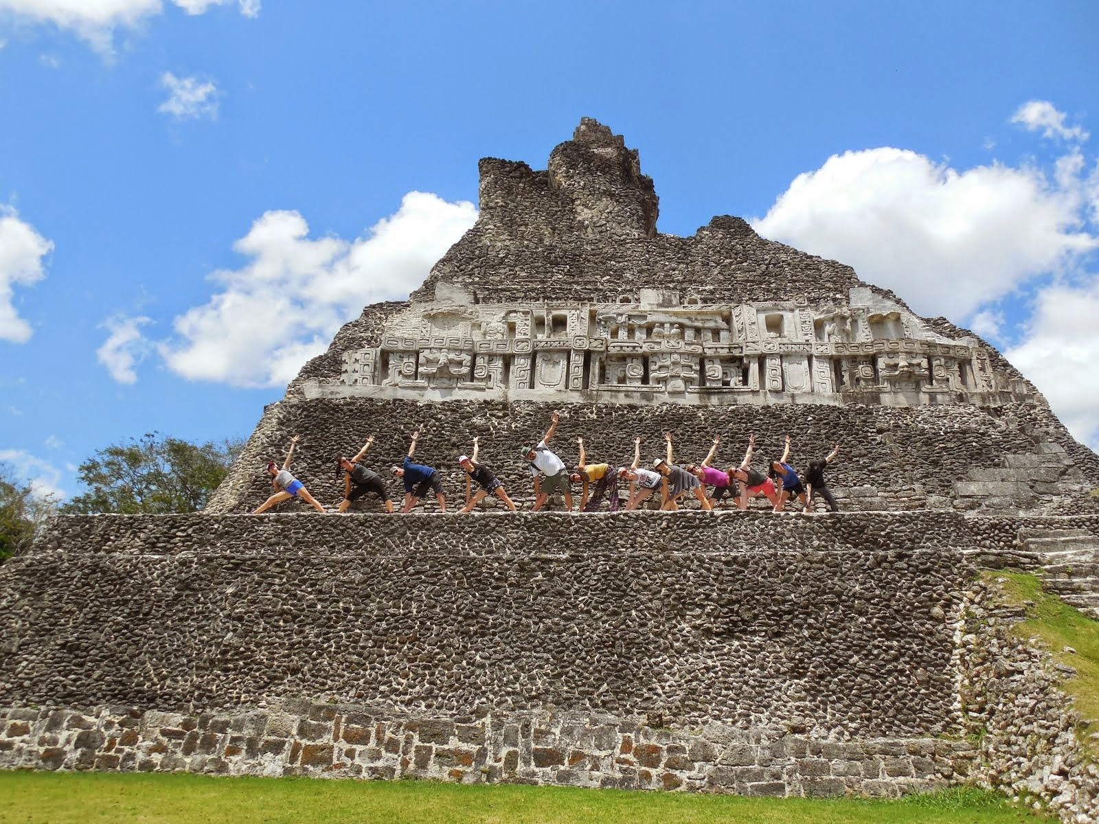 Belize Yoga Retreat 2015