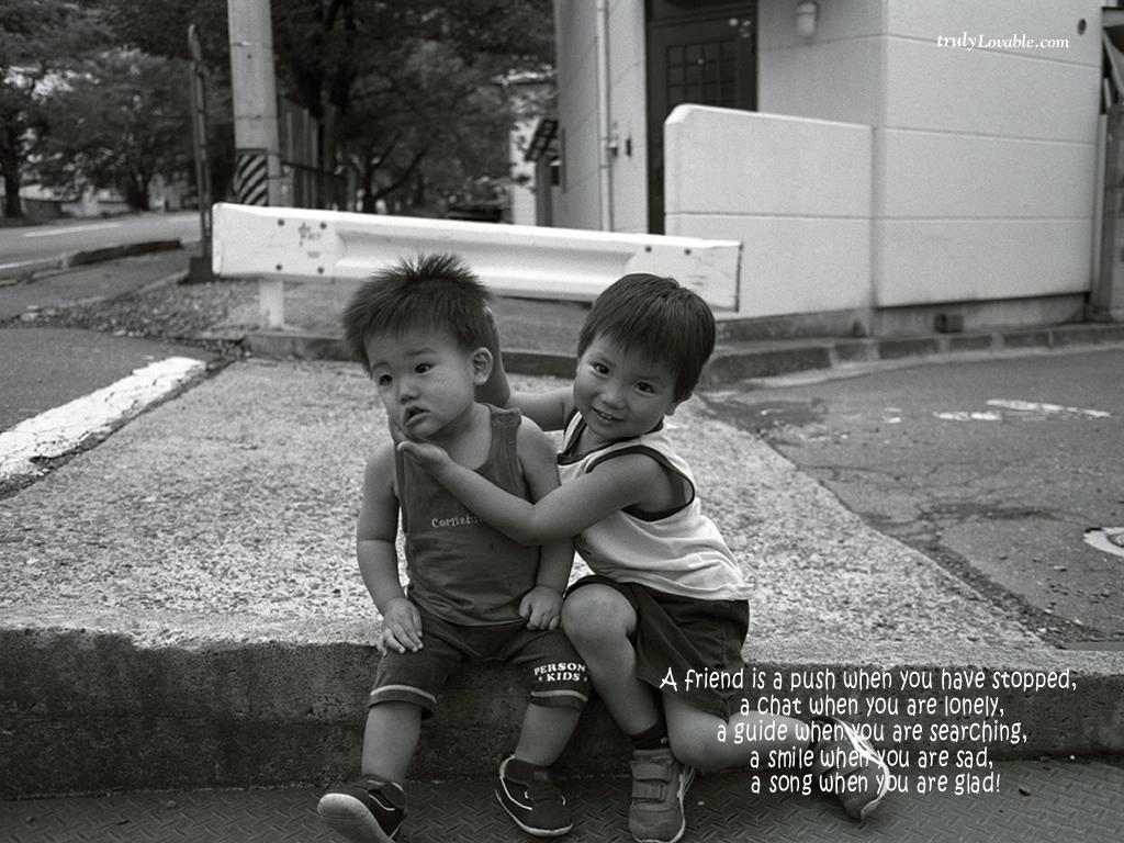 Friendship Should Not Break