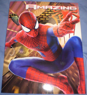 Front cover of Amazing Spider-Man portfolios 2014 edition #1