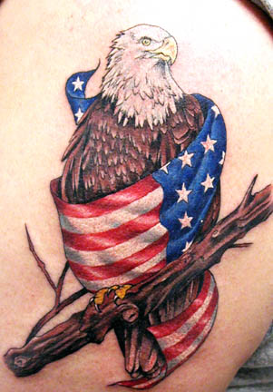 eagle tattoos designs for men