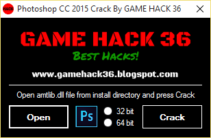 crack photoshop cc 2015 32 bit