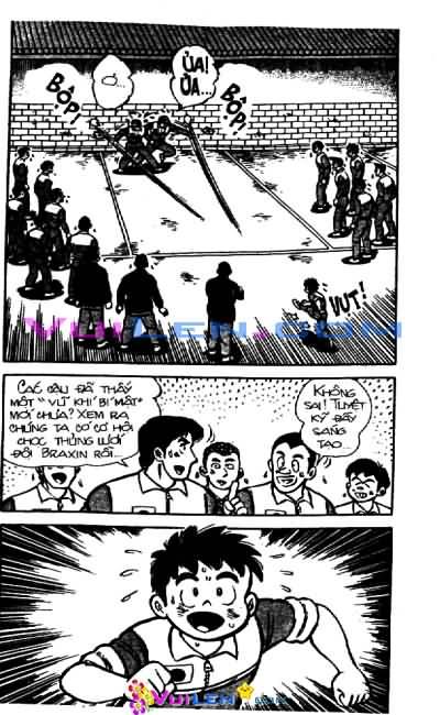 Jindodinho - Đường Dẫn Đến Khung Thành III  Tập 17 page 103 Congtruyen24h