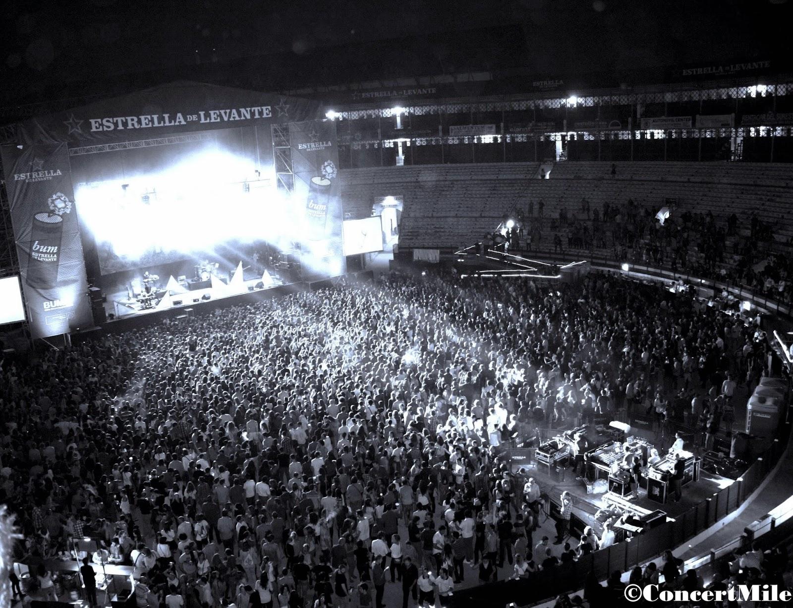 BUM 2013 Murcia
