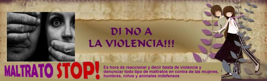 Maltrato STOP!!!