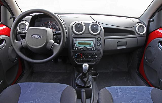 Racionauto novo ford ka face lift para manter a competitividade - Interior ford ka ...