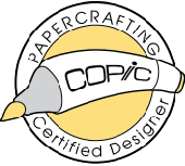 Standard Copic Certified Designer