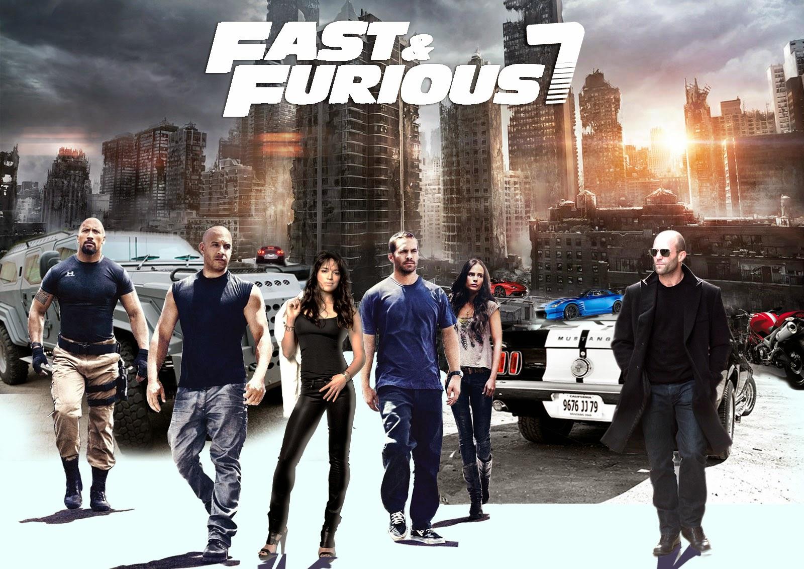 Fast & Furious e Wild al cinema dal 2 aprile 2015