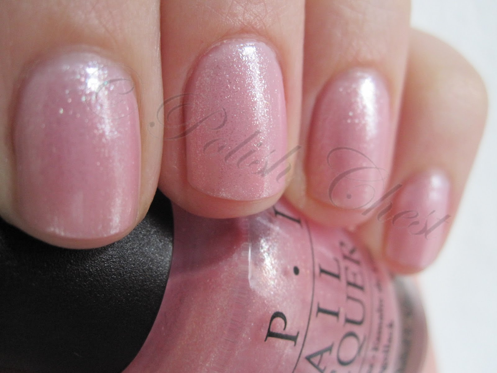 Polish Chest: OPI - Princesses Rule!