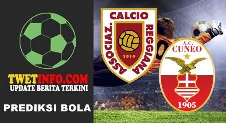 Prediksi Reggiana vs Cuneo