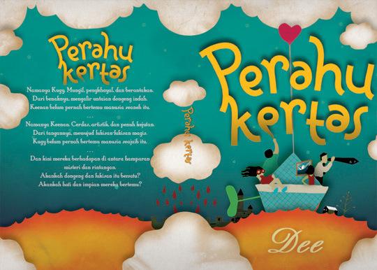 Resensi Novel Perahu Kertas Belajar Menulis Indonesia
