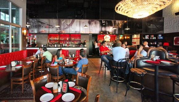 Cafeteria Segafredo L'Originale em Miami