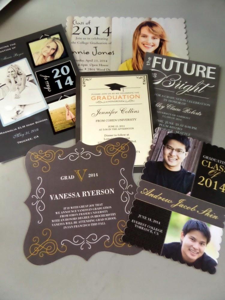 Simply To Impress Graduation Invitation Destination Outnumbered