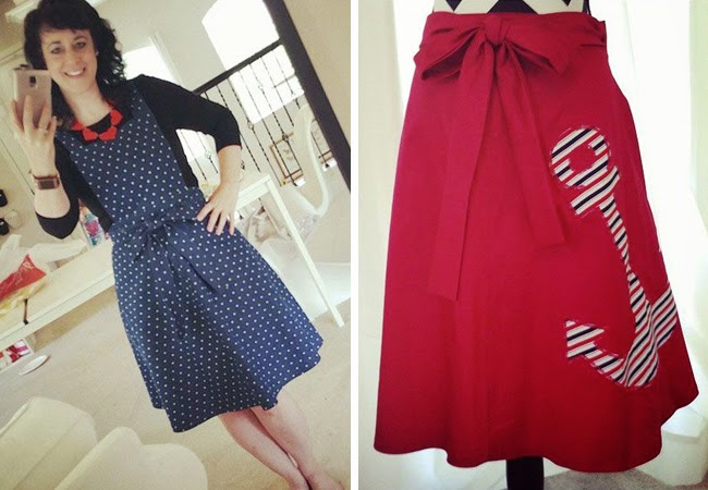 Miette skirt sewing pattern