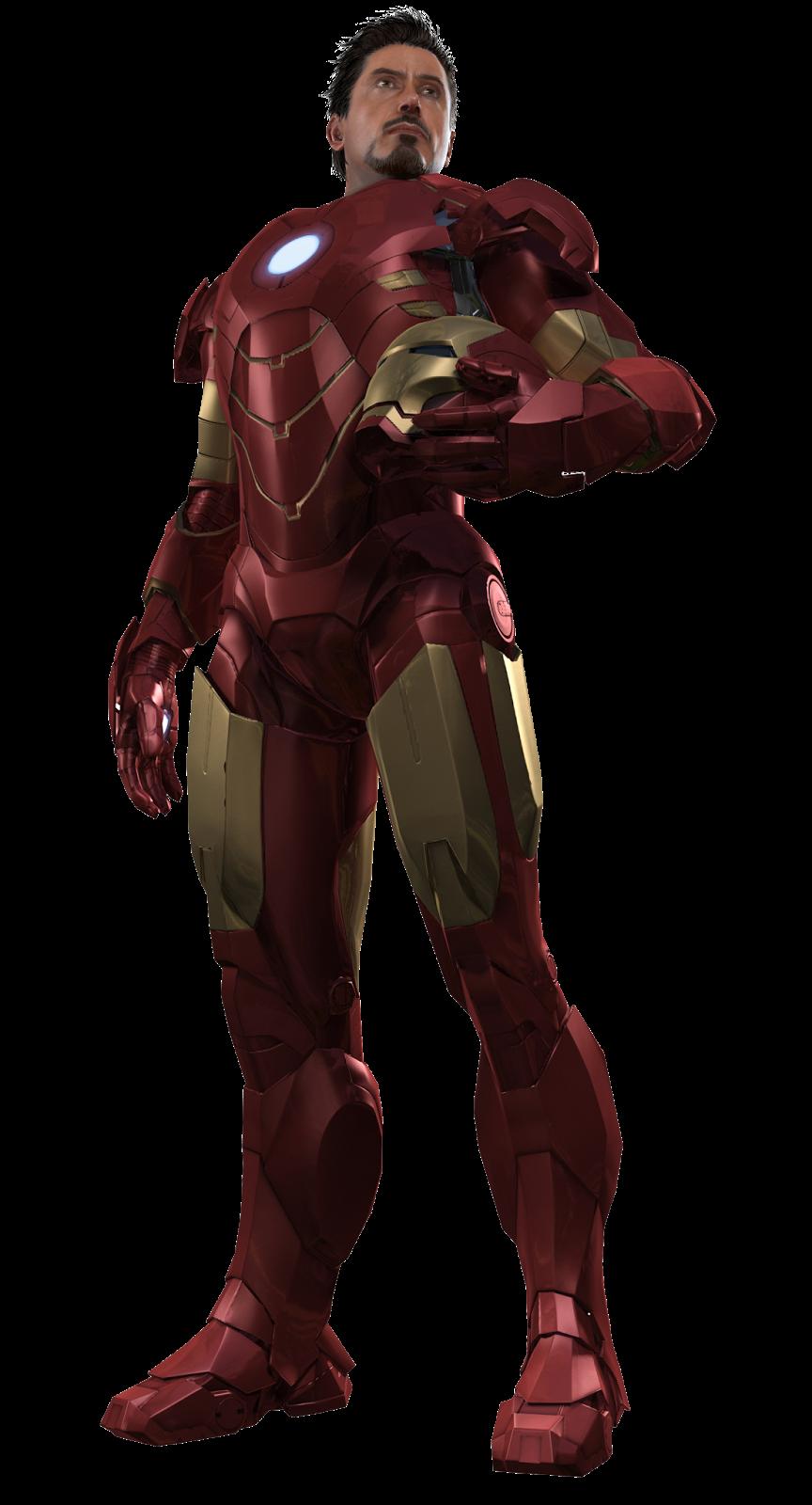 Iron Man 2: My Heroe Comic: IRON MAN